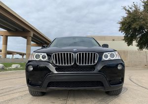 2012 BMW X3 XDRIVE28i LOADED * clean title sport ** for Sale in Dallas, TX