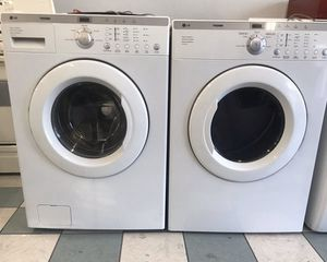 Lg set washer and dryer:::: delivery available for Sale in Phoenix, AZ