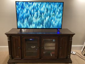 Wooden TV Stand for Sale in Davie, FL
