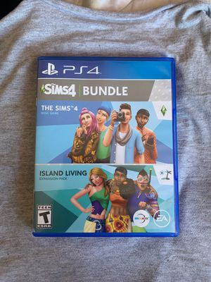 The Sims4 Bundle PS4 for Sale in Enfield, CT