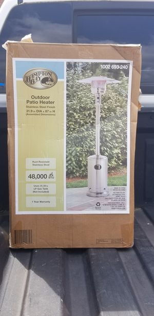 Outdoor Patio Heater for Sale in Jacksonville, NC