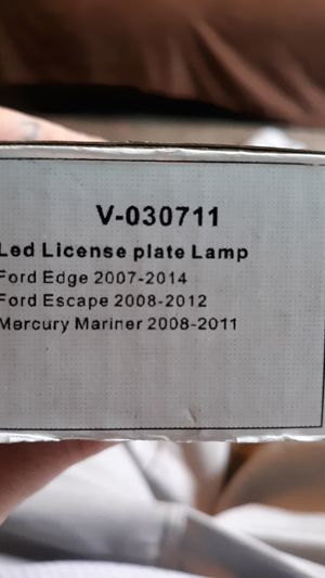 Led license plate lamps for Sale in Columbus, OH