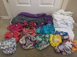 Cloth Diapers and Bags for Sale in Phoenix, AZ