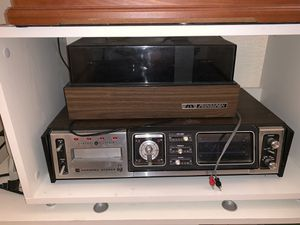 1973 General Electric Quadraphonic Stereo System (needs cables) for Sale in Benbrook, TX