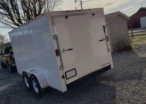 2018 Diamond Enclosed Trailer Clean for Sale in Salt Lake City, UT