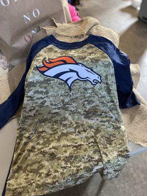 Broncos dri-fit Nike Camo shirt for Sale in Sumner, WA