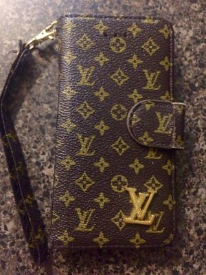 Louis Vuitton Wallet/Case for iPhone 6/6s for Sale in Fairfax, VA