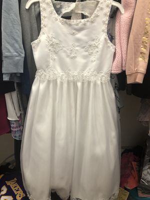 White Communion Dress for Sale in Las Vegas, NV