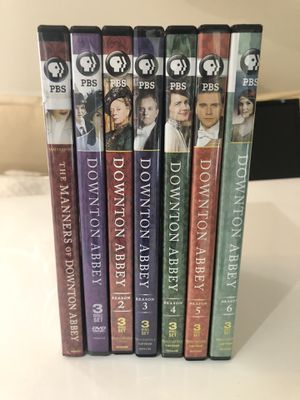 Downtown Abbey DVD 📀 Set (All Seasons) for Sale in Jupiter, FL