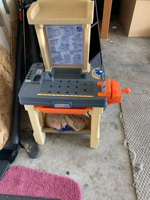 Toy work bench for Sale in Mansfield, TX