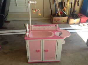 Kids Toy Changing Table for Sale in Austin, TX