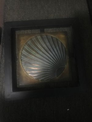 Wall decor shell for Sale in Tallahassee, FL