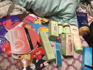 Products face masks , toners, oils, body wash, for Sale in Las Vegas, NV