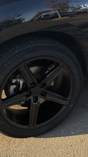 "20"" Rims+Tires for Sale in Oakland, CA"