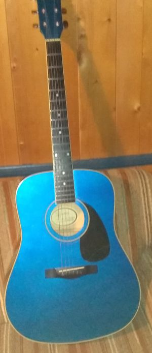 Fender Aqustic. Guitar for Sale in Wichita, KS