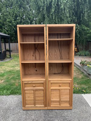 Lighted Book Shelves for Sale in Kent, WA
