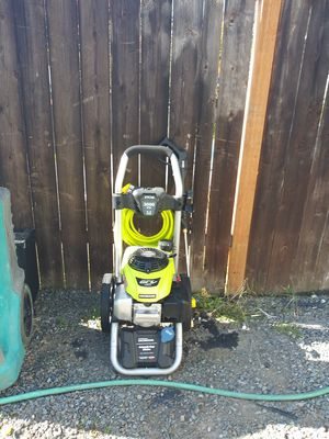Ryobi pressure washer like new honda motor for Sale in Seattle, WA