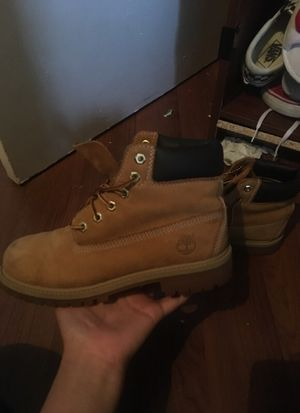 Timberland boots size 3 for Sale in Los Angeles, CA