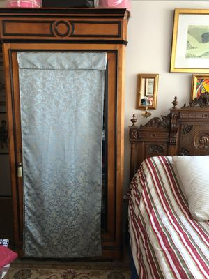 Antique Louis-Phillippe style booksgelf/armoire for Sale in Brooklyn, NY