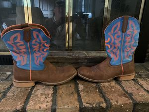 Triple H boots. FOR TRADE. for Sale in Fort Worth, TX