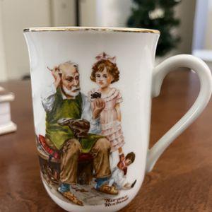 Vintage Norman Rockwell Museum Mug for Sale in Manassas, VA