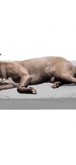 Furhaven Pet - Orthopedic Foam Sofa-Style Traditional Living Room Couch Dog Bed for Dogs and Cats for Sale in Forest Hill,  MD