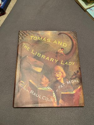 Tomas and the library lady by Pat Mora for Sale in San Antonio, TX