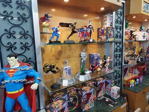 Comic super hero statues Superman for Sale in Hialeah, FL