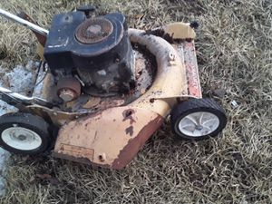 Iso.I need your broke down mowers please I will pick up or delivery..your old mower is my hobby for Sale in Anchorage, AK