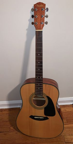 Fender guitar need gone ASAP for Sale in The Bronx, NY