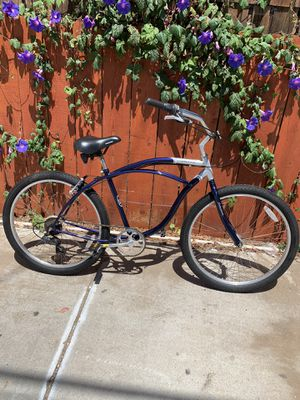 Schwinn Jaguar 7-speed cruiser bike for Sale in San Diego, CA