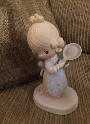 Precious Moments porcelain figurine for Sale in Sunnyvale, CA