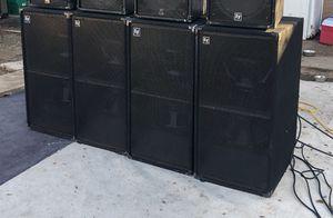 """Electro voice MTL dual 18"""" for Sale in Phoenix, AZ"""