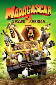 Madagascar 2 Escape from Africa DVD movies for Sale in Quartzsite, AZ