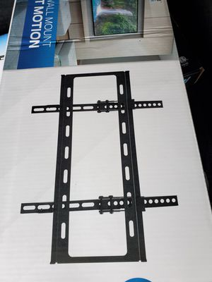 Tilt Universal adjustable TV wall mount 22 to 55 inch..NEW in box for Sale in Plano, TX
