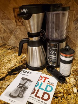 Ninja coffee bar maker for Sale in Toms River, NJ