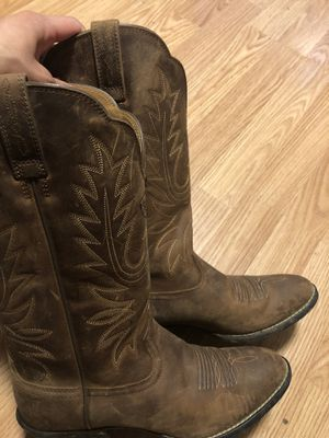 Ariat Women's Boots size 6.5 for Sale in Seattle, WA