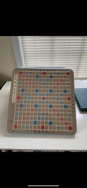 Scrabble 1977 Special Edition. Rotating Game Board for Sale in Alexandria, VA