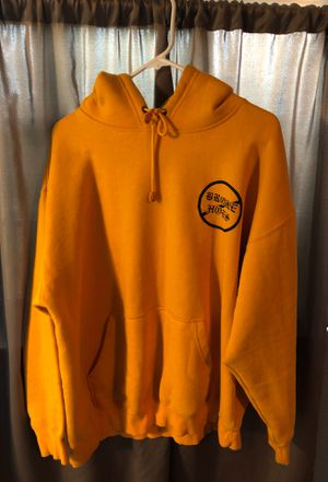 ***Rare Yellow edition men's NBH hoodie for Sale in San Diego, CA