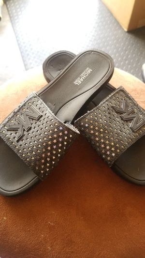 Michael Kors sandals size 7 for Sale in Brighton, CO