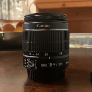 Canon EFS 18-35 mm for Sale in Escondido, CA