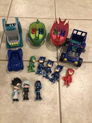 PJ Masks Toys for Sale in Dracut, MA
