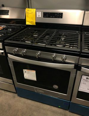 😇New 5 Burner Whirlpool Stainless Gas Range Stove Oven! 1 Year Manufacturer Warranty for Sale in Gilbert, AZ