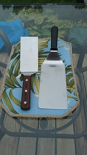 Large Hamburger and pancake flippers for Sale in Saint Paul, MN