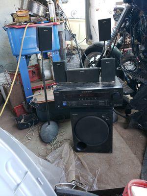 Sony SRT-K750P 5.1 stereo system for Sale in Mesa, AZ