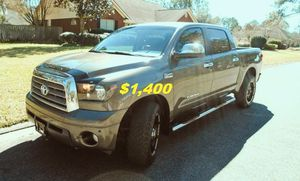 🌸🌸$14OO Selling my 2008 Toyota Tundra.🌸🌸 for Sale in Santa Ana, CA