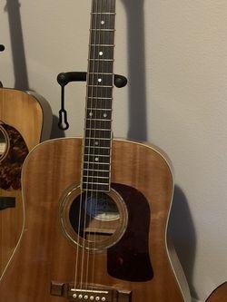 Acoustic Guitar - Washburn WD-21KOA for Sale in Auburn,  WA