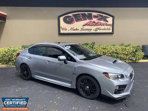 2015 Subaru WRX for Sale in Melbourne, FL