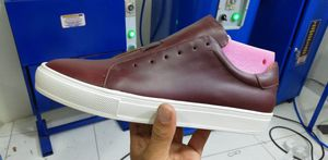 """Brand New Authentic Handcrafted """"LEO FRATTINI'S"""" Sneakers and Boots. REAL NATURAL FULL GRAIN LEATHER IN AND OUT. GET THEM IN 3 DAYS NATIONWIDE for Sale in Malibu, CA"""