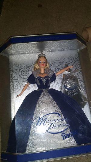 2000 special millennium edition millenium princess Barbie for Sale in Wood River, IL